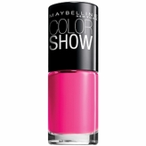 Color Show Nail Color, Pink Shock