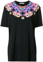 Givenchy - kaleidoscope print T-shirt