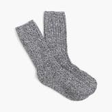 J.Crew Authentic camp socks