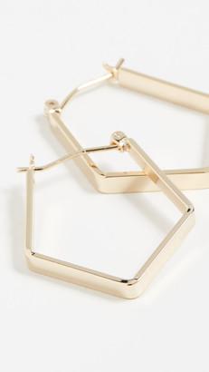 Jules Smith Designs Charlie Hoop Earrings