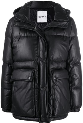Yves Salomon Oversized Puffer Jacket