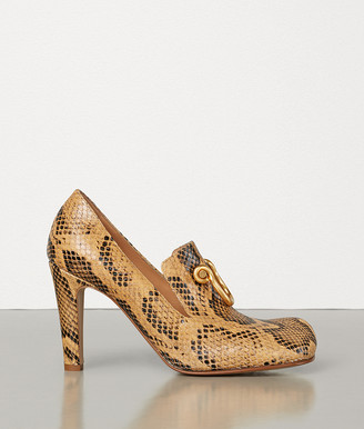 Bottega Veneta Pumps In Printed Calf
