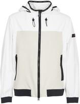Peuterey White Super Light Down Jacket