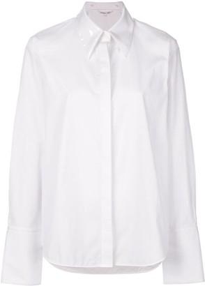 Helmut Lang Oversized Collar Shirt