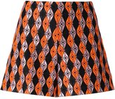 Giamba patterned shorts - women - Polyester - 40