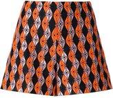Giamba patterned shorts