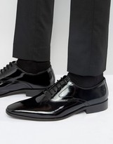 Dune Oxford Shoes In Patent Leather