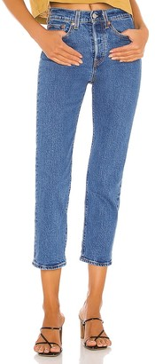 Levi's Wedgie Straight Leg Jean. - size 26 (also