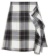 Public School Gina wool-blend skirt