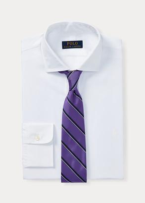 Ralph Lauren Poplin Spread-Collar Shirt