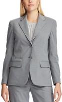 Chaps Women's Angela Grey Blazer Jacket