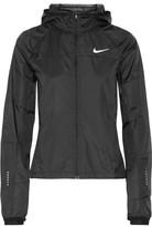 Nike Shield Hooded Shell Jacket - Black