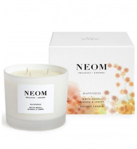 Neom Organics London - Happiness 3 Wick Scented Candle