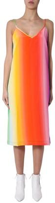 Être Cécile Rainbow Eleonore Slip Dress