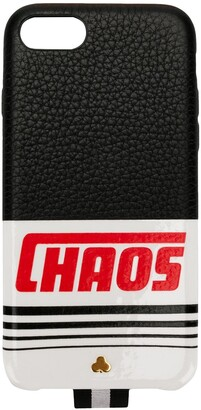 Chaos reflective logo iPhone 7/8 case
