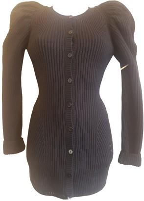 Dolce & Gabbana Black Wool Knitwear for Women