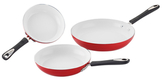 Cuisinart Ceramica Frying Pan Set (3 PC)