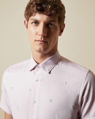 Ted Baker Ss Shirt