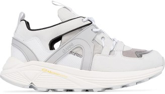 Ganni Tech low-top sneakers