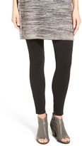 Eileen Fisher Ponte Knit Leggings (Regular & Petite)