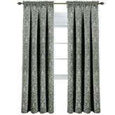 Asstd National Brand Sutton Blackout Rod-Pocket Curtain Panel