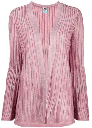 M Missoni Ribbed Cardigan