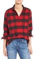 Madewell Women's Oversize Boyfriend Shirt