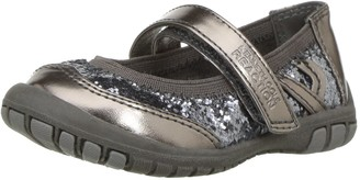 Kenneth Cole Reaction Baby Girls' Leave My Bark 2 (Toddler) - Pewter - 5 Infant