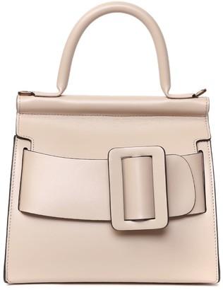 Boyy Karl 24 Ecru Leather Hand Bag