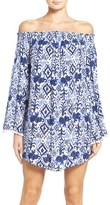 Lilly Pulitzer Nita Off the Shoulder Cover-Up