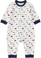 Uniqlo Baby Long Sleeve One Piece Outfit