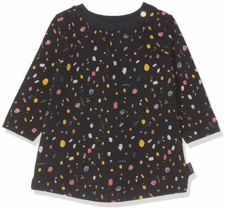 Noppies Baby Girls' G Dress Ls Chabby AOP