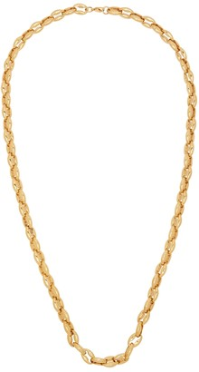 Fallon Toscano Gold-plated Chain Necklace