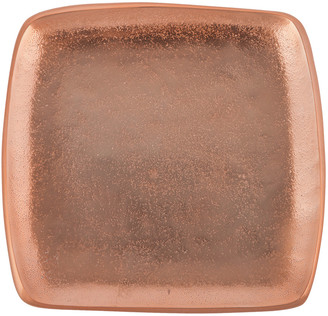 Julia Knight Eclipse Rose Gold Square Plate - Medium