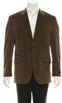 Etro Corduroy Three-Button Blazer