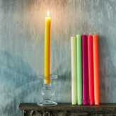 Graham and Green Tall Coloured Dinner Candles