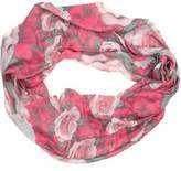 La Fiorentina Women's Infinity With Floral Print.