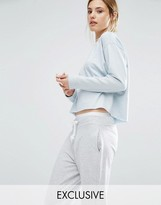 Nocozo Soft Knit Ice Blue Sweater