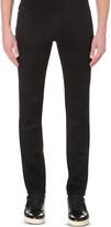 HUGO BOSS Leisure slim-fit tapered stretch-denim jeans