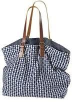 Prana Slouch Tote - Large - Indigo Santorini Tote Handbags