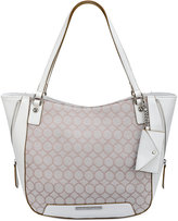 Nine West 9's Jacquard Carryall Hobo