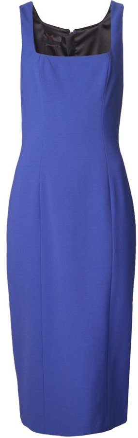 L'Wren Scott tailored sheath dress