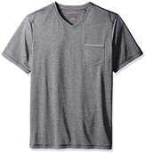 Hawke & Co Men's V-Neck Performance T-Shirt