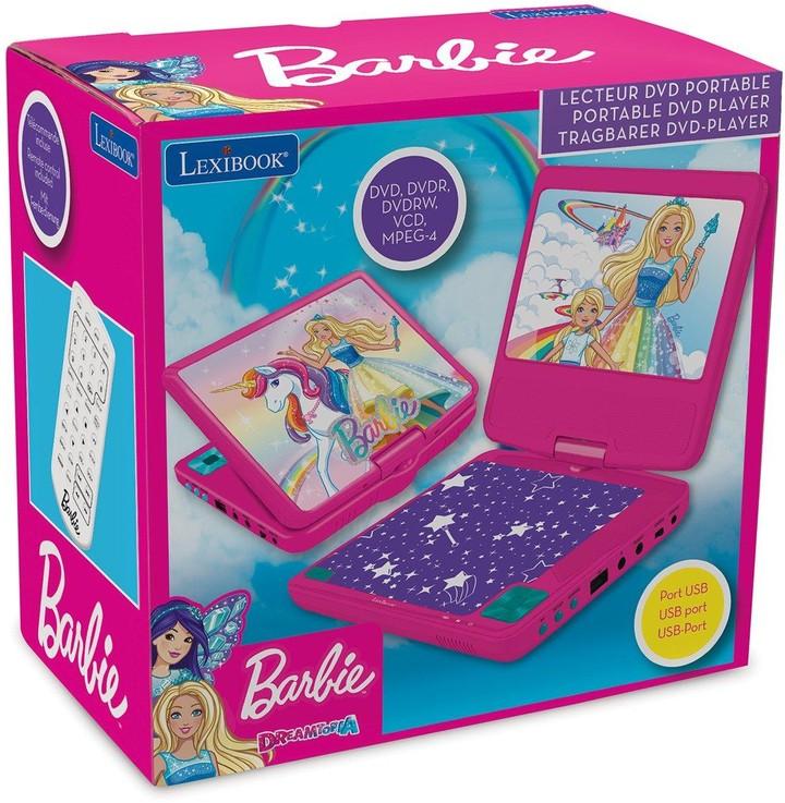 Barbie DVD Player