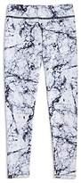 Onzie Girls' Marble-Print Leggings - Big Kid, Little Kid