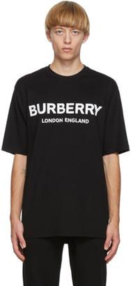 Burberry Black Logo Letchford T-Shirt