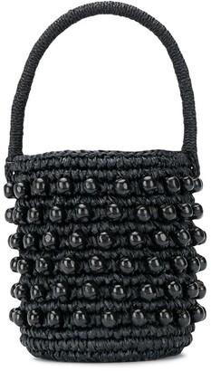 Sensi Beaded Drawstring Bag