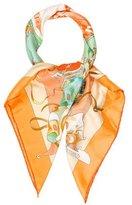 Hermes Fêtes Vénitiennes Silk Scarf