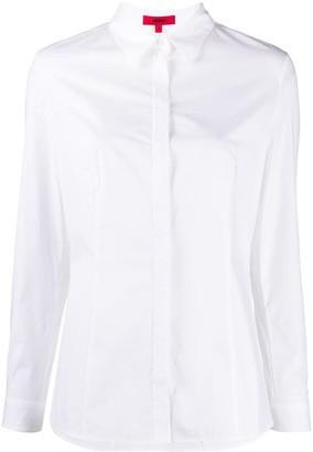 HUGO BOSS Fitted Long Sleeve Shirt