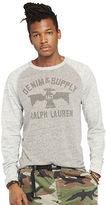 Denim & Supply Ralph Lauren Jersey Long-Sleeve Graphic Tee